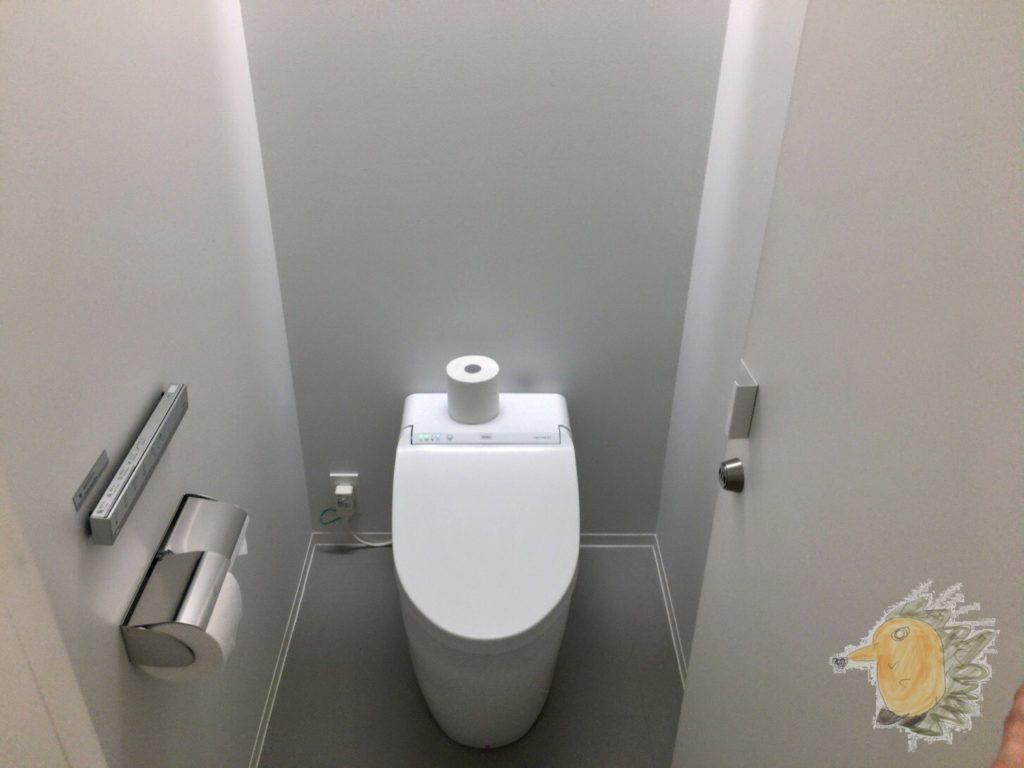 ナインアワーズ蒲田 4F トイレ
