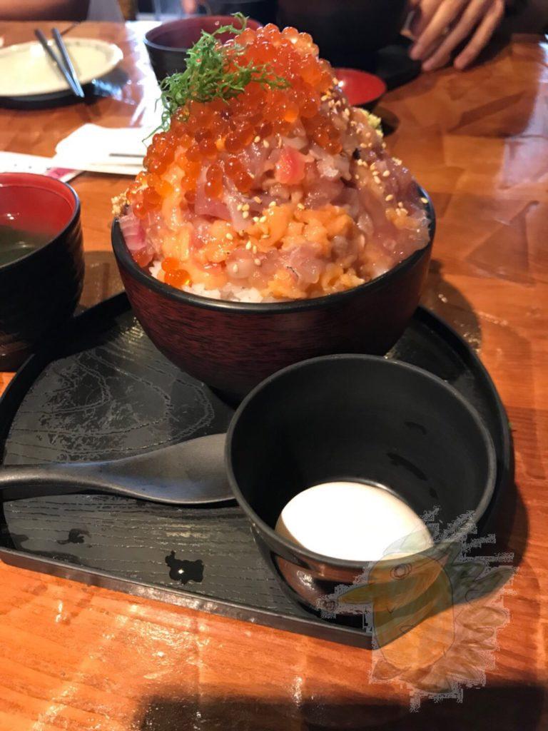 伊豆高原ビール本店レストラン 海鮮丼